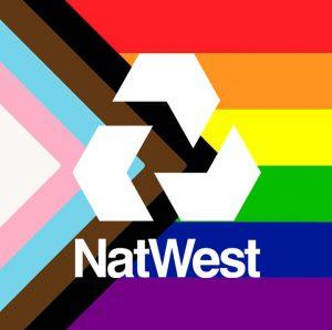 NatWest Pride Founding Partner Logo